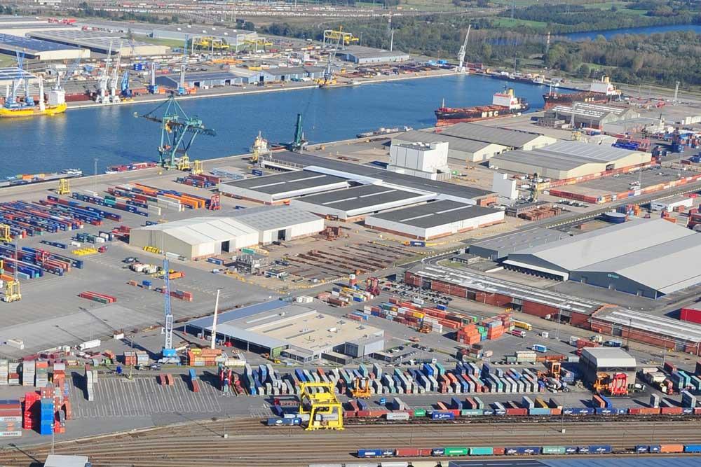 Die Betreiber des Hafens Antwerpen sehen durch den Brexit Chancen für zusätzliches Shortsea-Geschäft