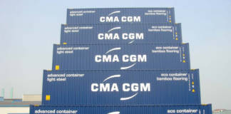CMA CGM - BAMBOO FLOOR CONTAINER