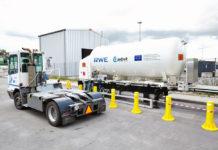 RWE, duisport, LNG
