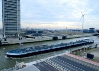 Die Schleusen am linken Scheldufer werden künftig zentral gesteuert