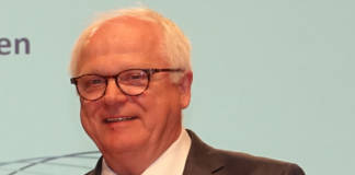 Reinhard Klingen HTG-Vorsitzender