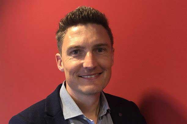 Stephen Joyner soll als Vertriebsleiter UK die Bekanntheit von A-Rosa Flussschiff erhöhen