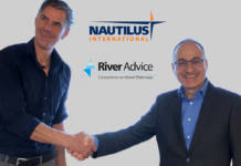 Holger Schatz - Nautilus International - und Robert Straubhaar - River Advice