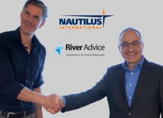 Holger Schatz - Nautilus International - und Robert Straubhaar - River Advice