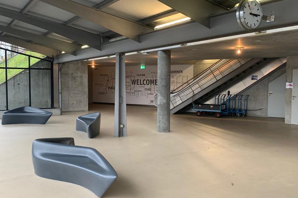 Kabinenschifffahrts-Terminal St. Johann SRH 1