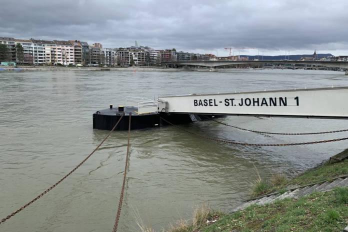 Kabinenschifffahrts-Terminal St. Johann SRH 2