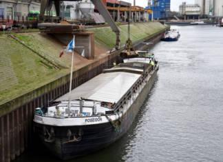 RheinCargo, Poseidon, Wassertaxi