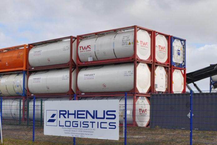 Rhenus, Jade-Weser-Port