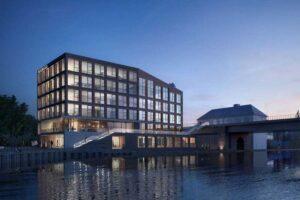 Leuchtturm-Projekt am Dortmunder Hafen beginnt