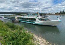 Flusskreuzfahrtschiff »Andrea«