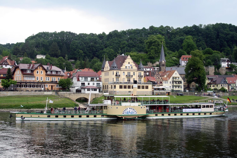 Sächsische Dampfschiffahrt noch zu retten?