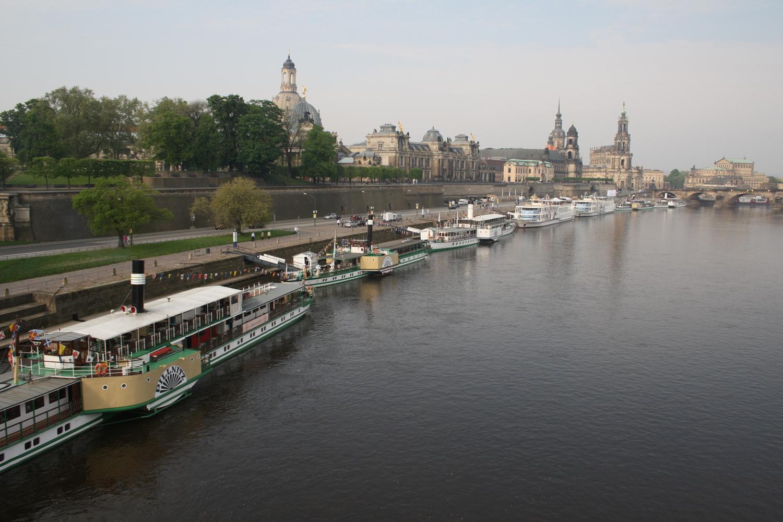 Rettung für Dresdens Dampferflotte