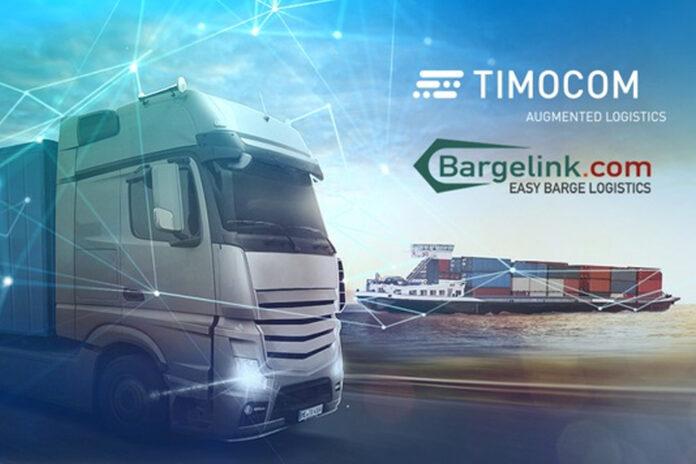 Timocom, Bargelink, Kooperation