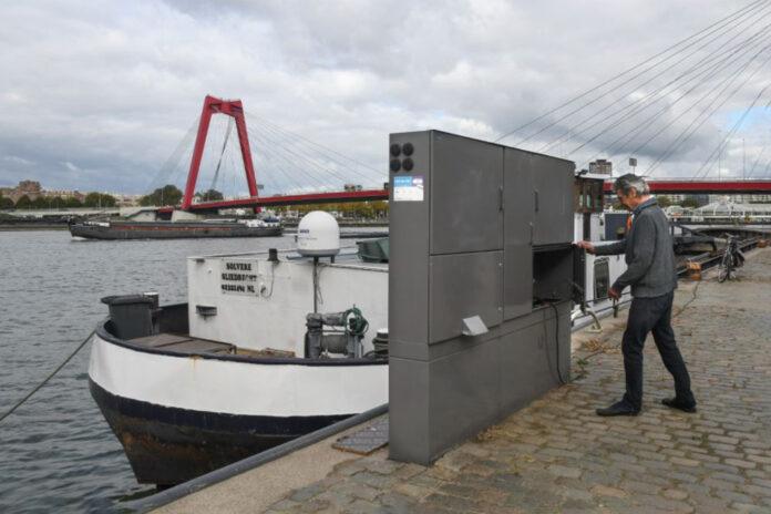 Landstrom, Rotterdam