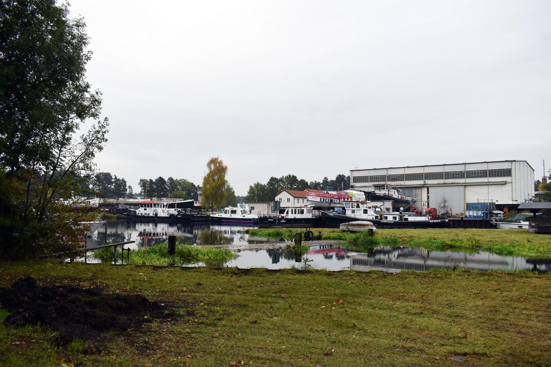 Werft Malz saniert historische »Hertha«