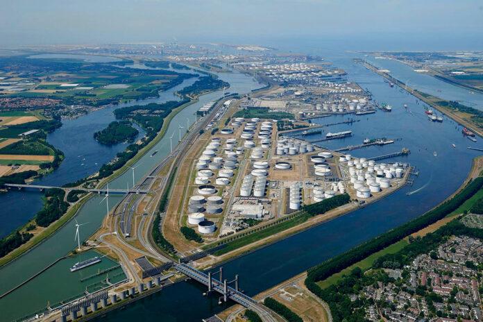 Rotterdam, Europoort, Terminal