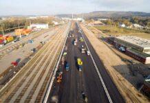 Bau von Osnabrücker Containerterminal im Zeitplan