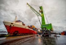 Goeyvaerts ordert weitere Hafenmobilkrane