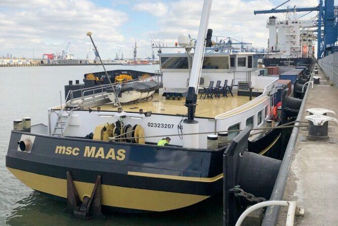 MSC, Wasserstoff, Future Proof Shipping
