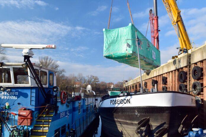 Best-Logistics, Projektladung, Stettin, China, Fabrik