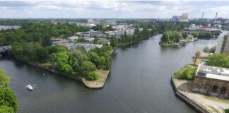 Spree, Nordtrasse Berlin, WNA