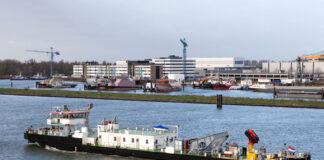Damen, Taucherglockenschiff, Rhein, Neubau
