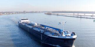 Argonon, Deen Shipping, Kompressionszündung, Stage V, Euro 6, Motoren, Binnenschiffe, ArenaRed