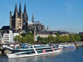 KD, Köln, Fahrgastschiffe