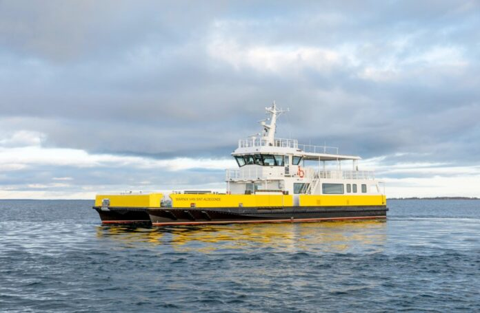Fähre, Baltic Workboats