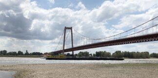 Rhein, Niedrigwasser