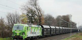 RheinCargo, Vinnolit, Salz, Waggons, Bahn