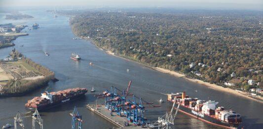 Hafen, Hamburg, Umschlag