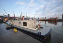 Zeppelin sorgt für digitale Ausstattung der Flotte Hamburg