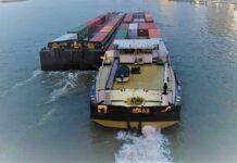 Frachter »Maas«: Umrüstung auf Wasserstoff noch dieses Jahr