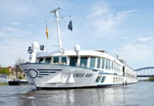 Scylla führt Neustart auf dem Rhein aus
