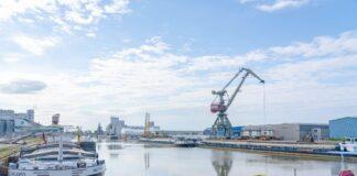 bayernhafen, Umschlag, 2020