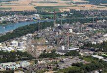 Shell plant Herstellung von synthetischem Kerosin