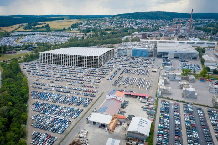 BLG AutoTerminal Kelheim