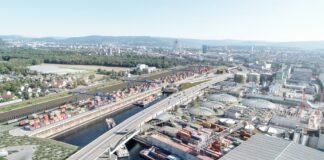 Schweizerische Rheinhäfen