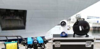 Drohne, Inspektion