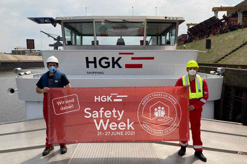 HGK-Gruppe startet Safety Week