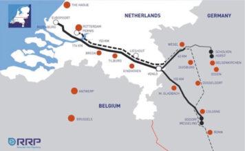 RRP, Pipeline, Rotterdam