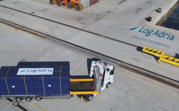 Rhenus baut durch die Übernahme von Log Adria seine Präsenz im Balkanraum aus © Log Adria d.o.o.