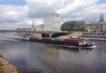 Binnenschiffer geben bremischen Häfen gute Noten