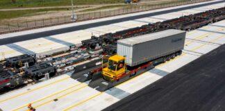 CargoBeamer, Calais