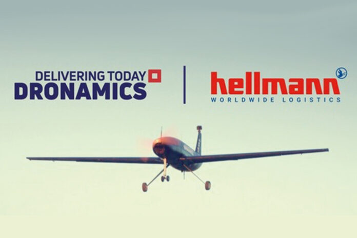 Drohne, Hellmann