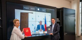 Virtuelles Ministertreffen © Ministry of Transport of Czech Republic