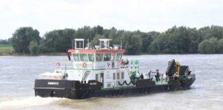 WSA Rhein, Taufe, Emmerich