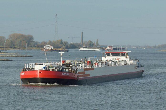 Die von Imperial übernommene Binnenschiffsflotte hat ein positives Ergebnis abgeliefert©HGK