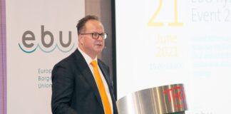 Möchte Vorsitzender des neuen großen Binnenschiffs-Verbandes in den Niederlanden werden: Paul Goris, bislang Vorsitzender des CBRB © EBU
